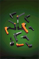 Adjustable Clamping Levers